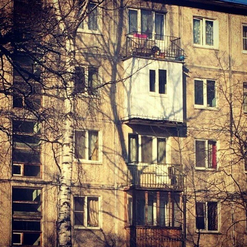Мой дом - моя крепость! Россия, архитектура, иностранцы, прикол, юмор