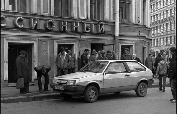 ВАЗ-2108 – знаковый автомобиль советского автопрома ВАЗ-2108, авто, автомобиль, автопром, ссср