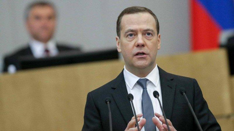 """""""Далека от идеала"""": Медведев оценил жизнь в России  Россия, жизнь, идеал, медведев, премьер"""