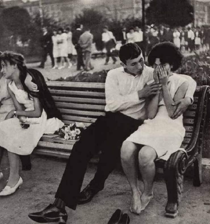 Неудачное свидание жизнь, история, люди, ссср, фото