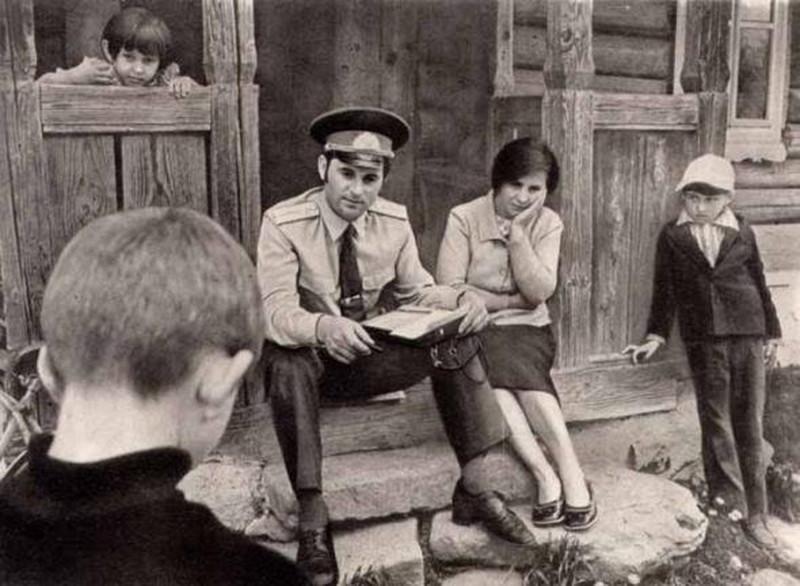 Жизнь советских людей: архивные фотографии  жизнь, история, люди, ссср, фото