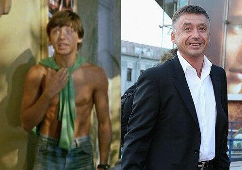 Антон Табаков актеры, время, известные, изменились, прошло