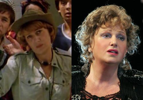 Анна Варпаховская актеры, время, известные, изменились, прошло