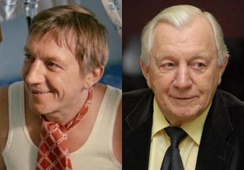 Георгий Штиль актеры, время, известные, изменились, прошло