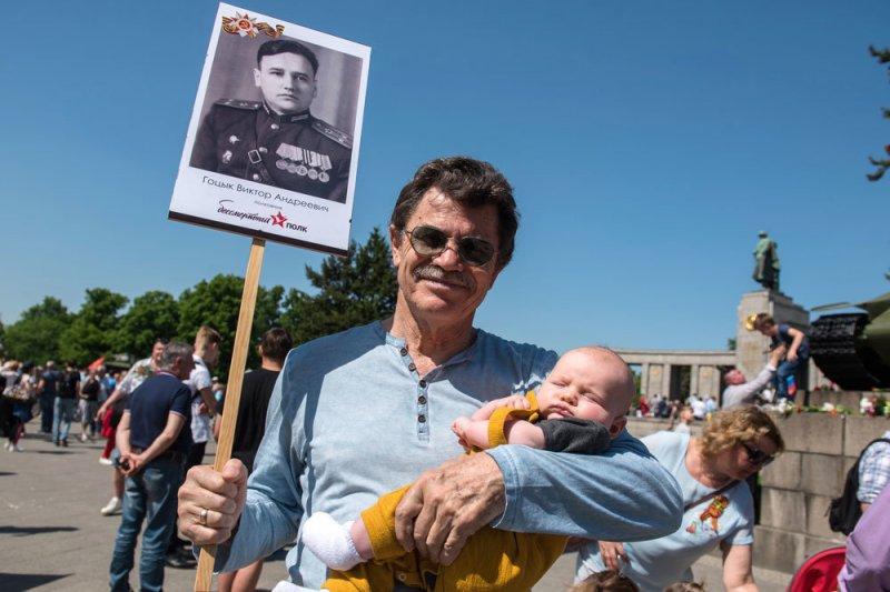 """Организаторы """"Бессмертного полка"""" рекомендовали участникам акции отказаться от портретов Сталина  9 мая, ynews, ВОВ, бессмертный полк, великая отечественная  война, ветераны, память"""