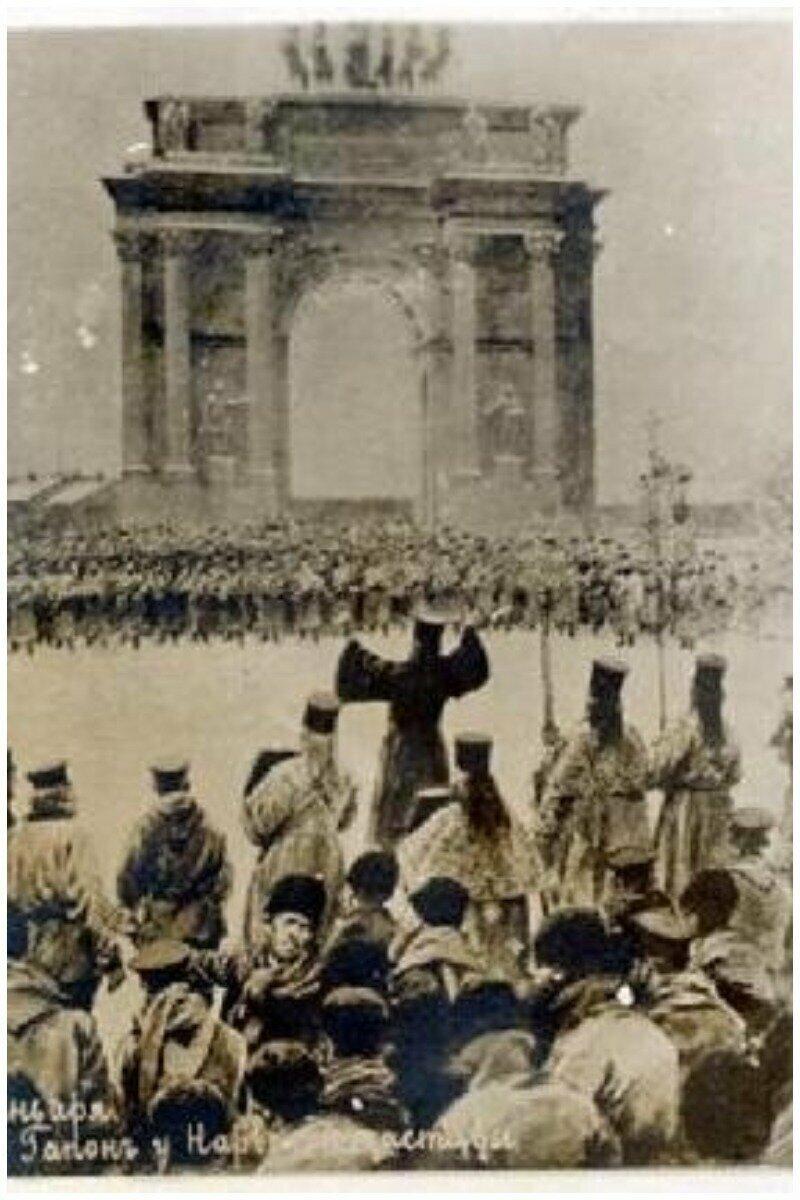 «Кровавое воскресенье». Первая русская революция, 9 января 1905 года значимые, исторические факты, особенные, редкие, события. фото