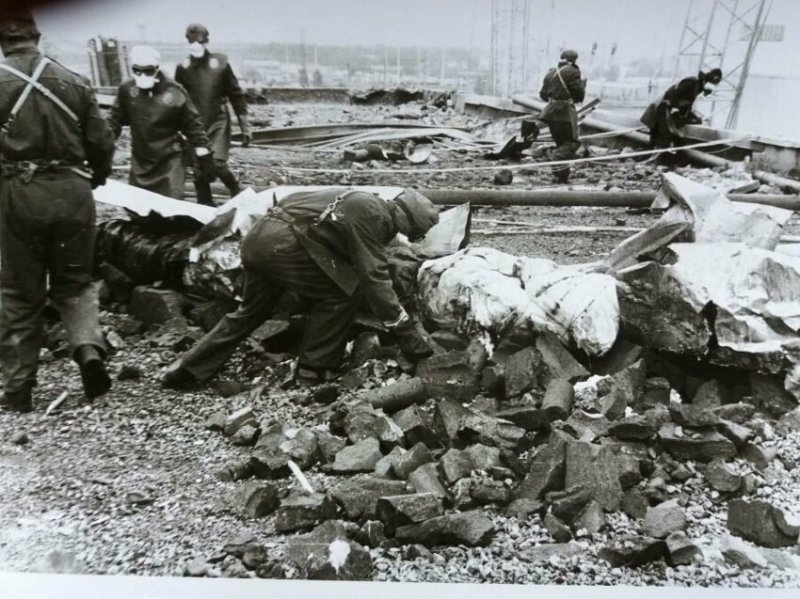 Авария на Чернобыльской АЭС, 1986 год значимые, исторические факты, особенные, редкие, события. фото
