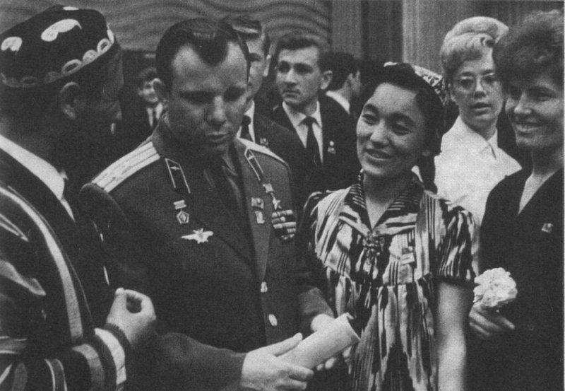 Ю.А. Гагарин 12 апреля 1961 года значимые, исторические факты, особенные, редкие, события. фото