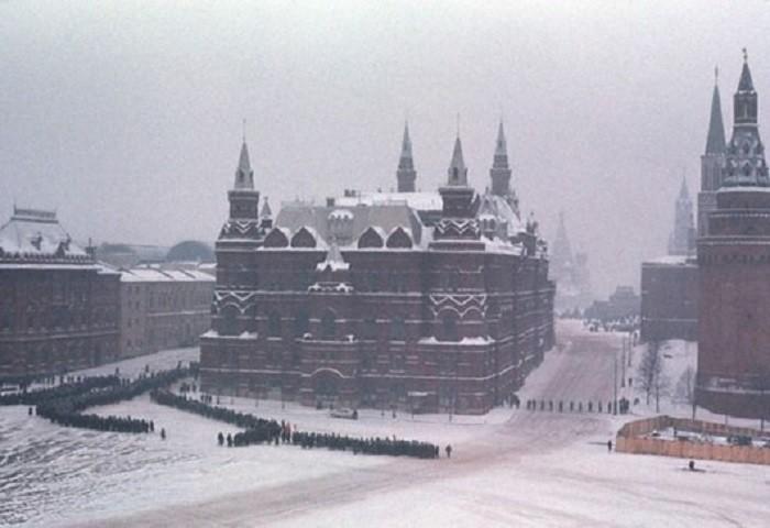 Похороны С.П.Королева, 1966 60-е, история, ссср, фото