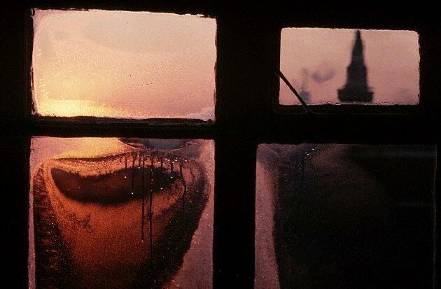 Вид на Кремль, 1967 60-е, история, ссср, фото