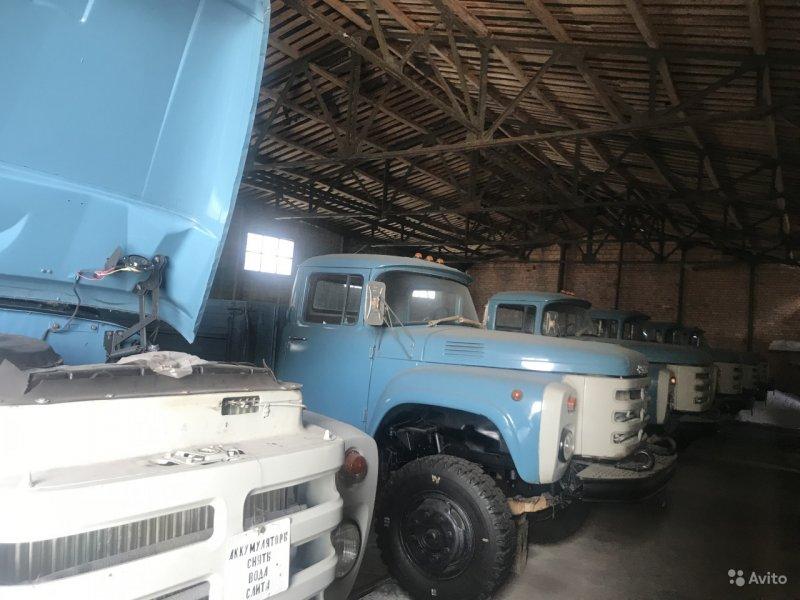 Уникальные 25-летние отечественные грузовики из Госрезерва пустили в продажу
