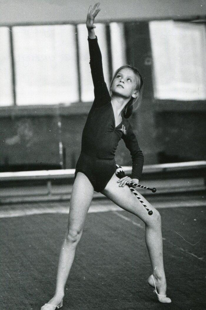 "СК ""Олимпийский"". Минск, 1990 год"
