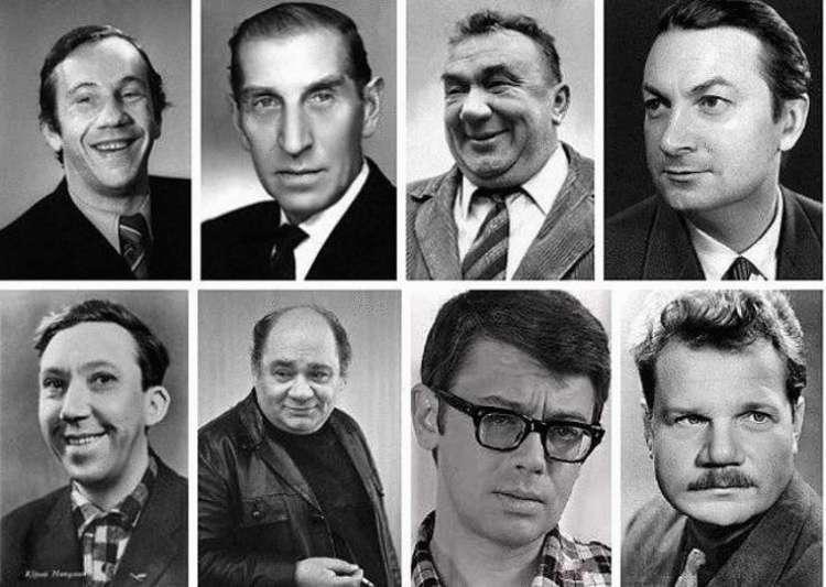 Любимые актеры
