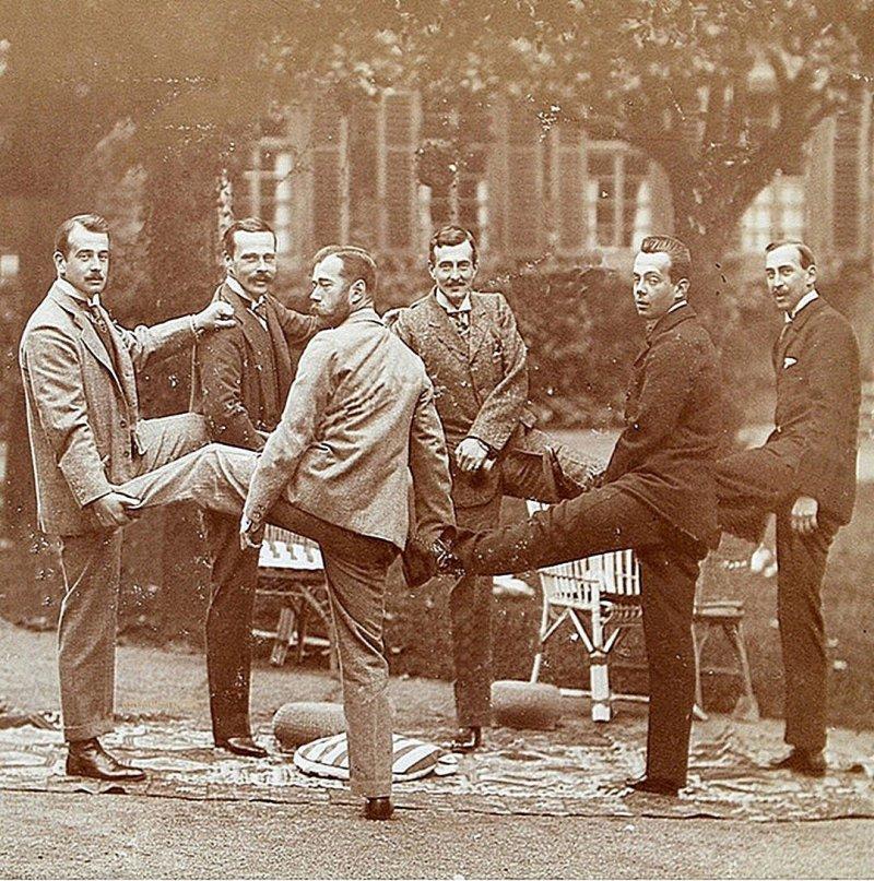 Извольте пошутить: смешные фотографии Николая II
