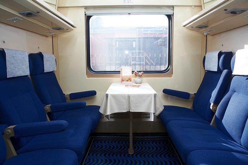 Российские поезда запахнут чистотой и свежестью