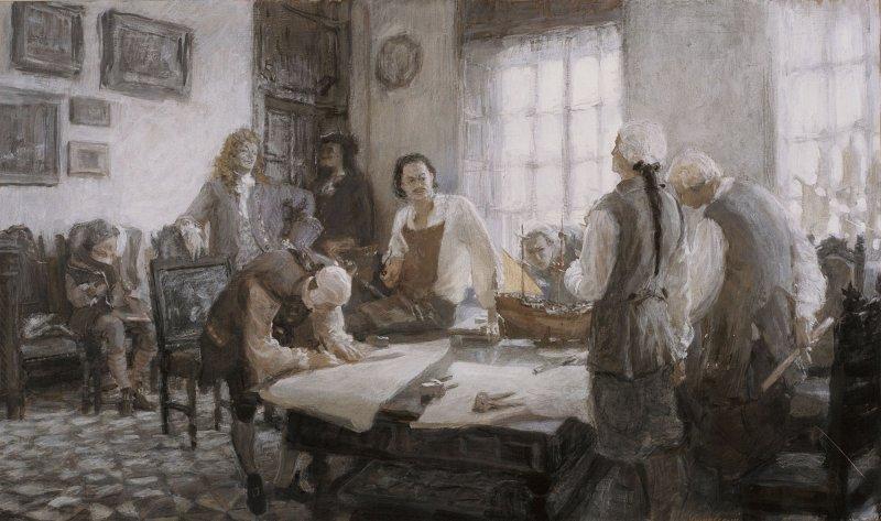 """""""Рабочий день"""" Петра Великого"""