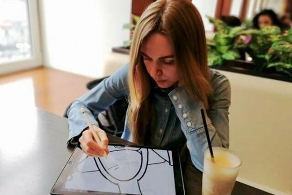 Анастасия Иванова ищет вдохновение во всём, что её окружает