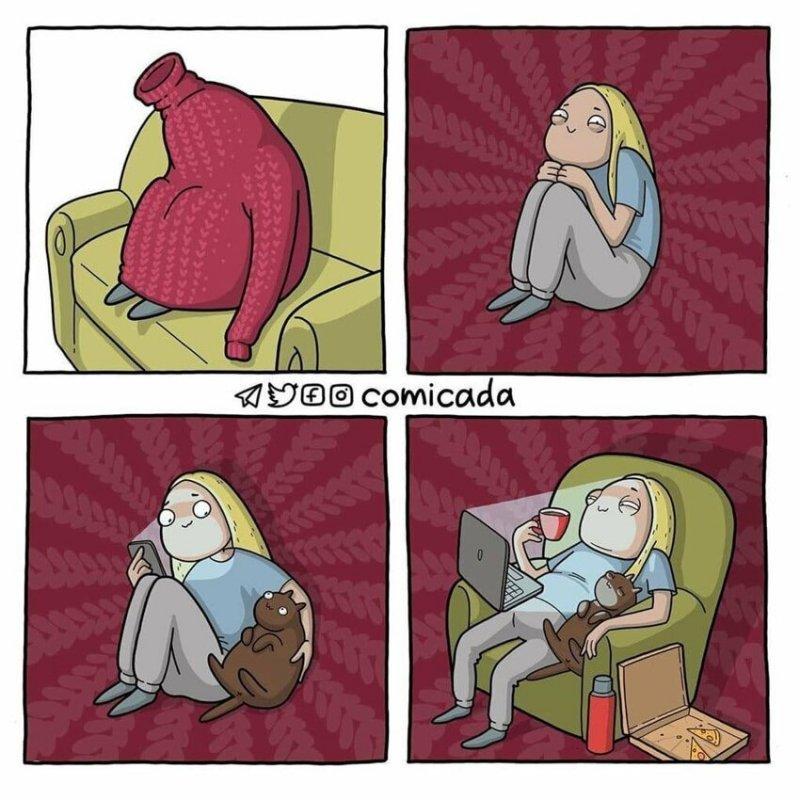 """""""Буду жить в свитере"""""""