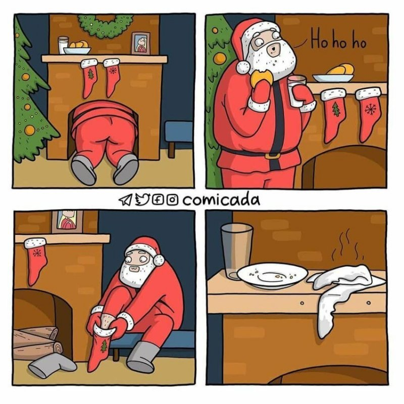 """""""Опытный Санта"""""""