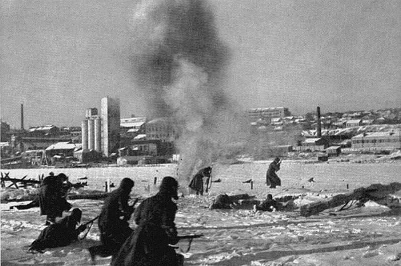 Освобождение Ростова варвара хренова, вов 1941-1945, немцы, оккупация, отравление, пирожки, ростова-на-дону