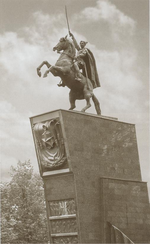 На берегу реки Белой разыграют легендарное сражение и откроют памятник Чапаеву