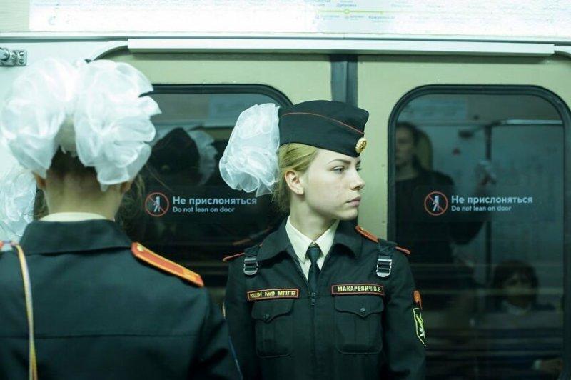 Московский метрополитен глазами мечтательного француза