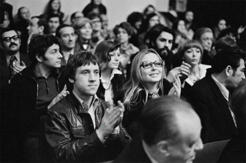 Марина Влади и Владимир Высоцкий, 1977 год