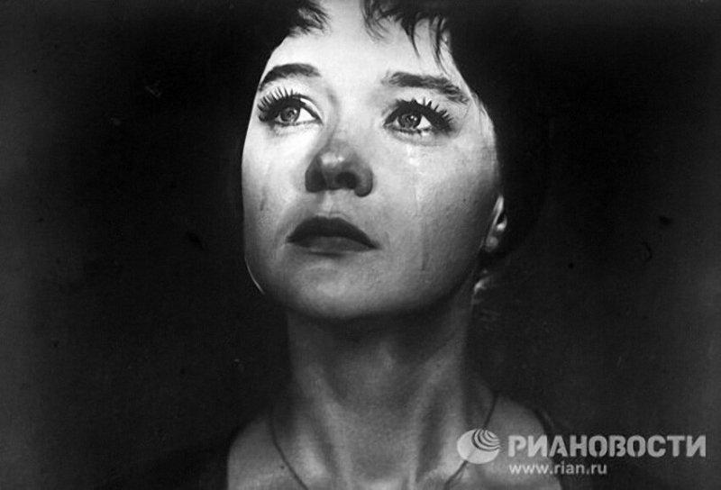 Людмила Гурченко, 1962 год