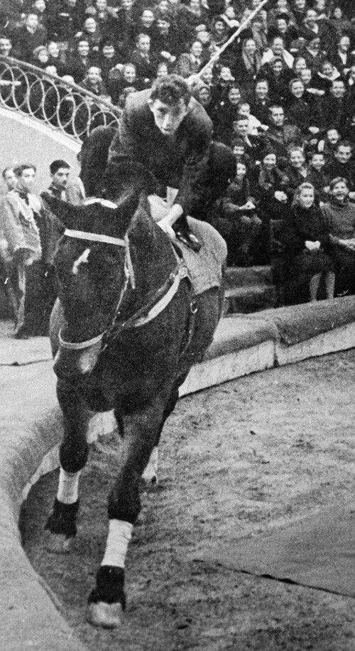 Юрий Никулин, 1947 год