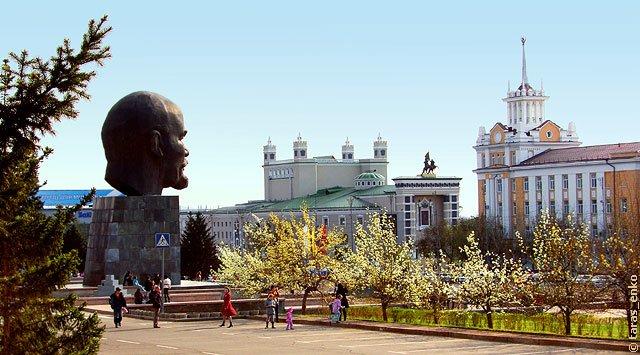 10 Ильичей: не совсем обычные памятники Ленину Ленин, Россия, город, история, памятник ленину, ссср