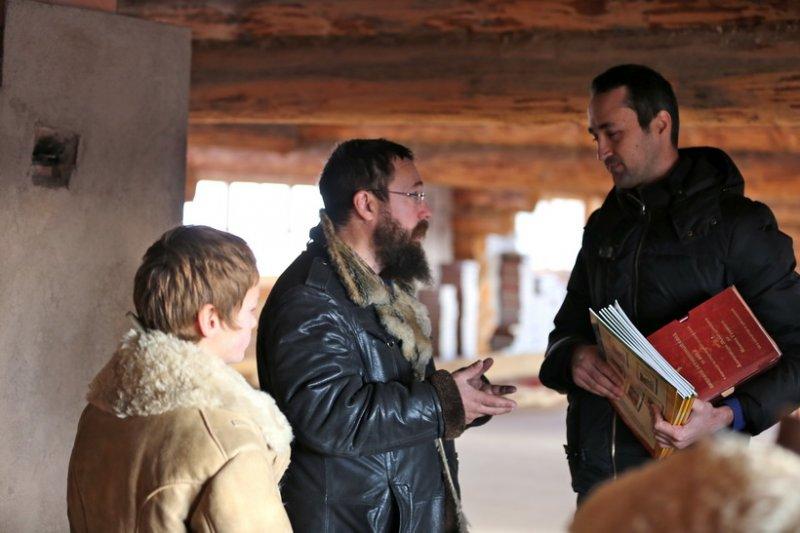 Герман Стерлигов приглашает всех желающих на поиски клада