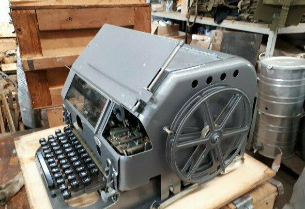 Телеграфный аппарат СТА-М67 для связи между управлениями, 1967 год вещи из ссср, ностальгия, предметы быта ссср, советские товары, ссср