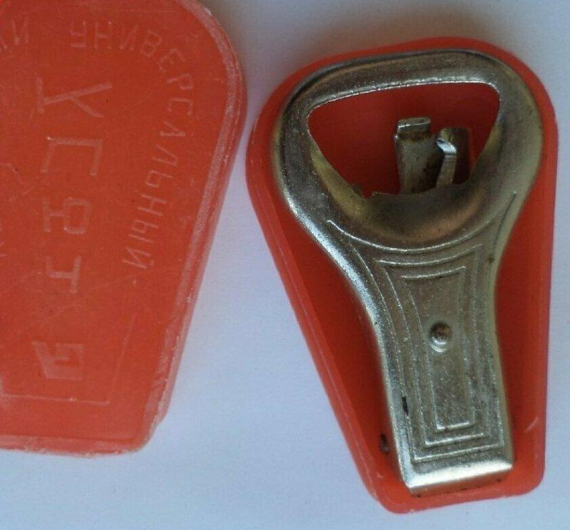 Мобильный консервный нож  и открывашка вещи из ссср, ностальгия, предметы быта ссср, советские товары, ссср