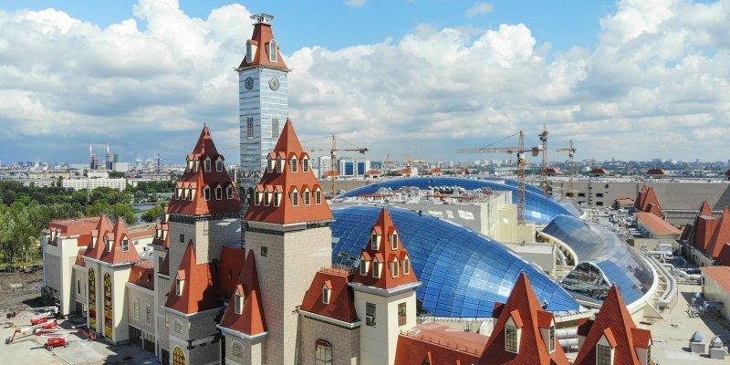«Московский Диснейленд» обещают сделать самым большим в Европе
