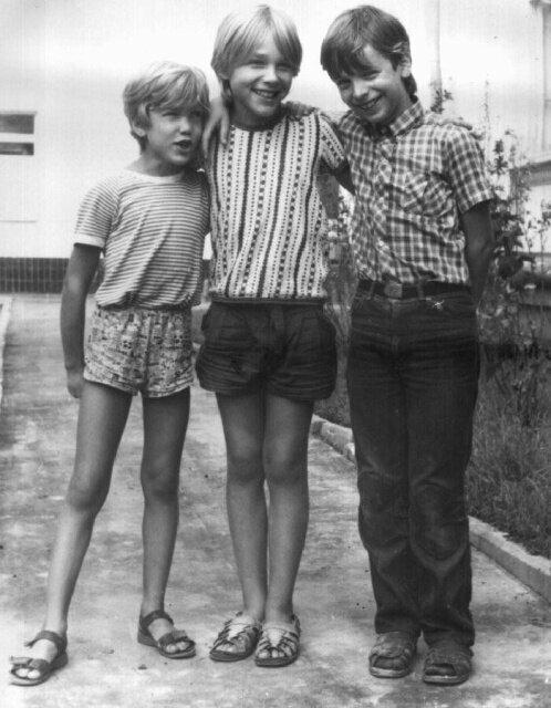 Радость и уют: фото советского детства