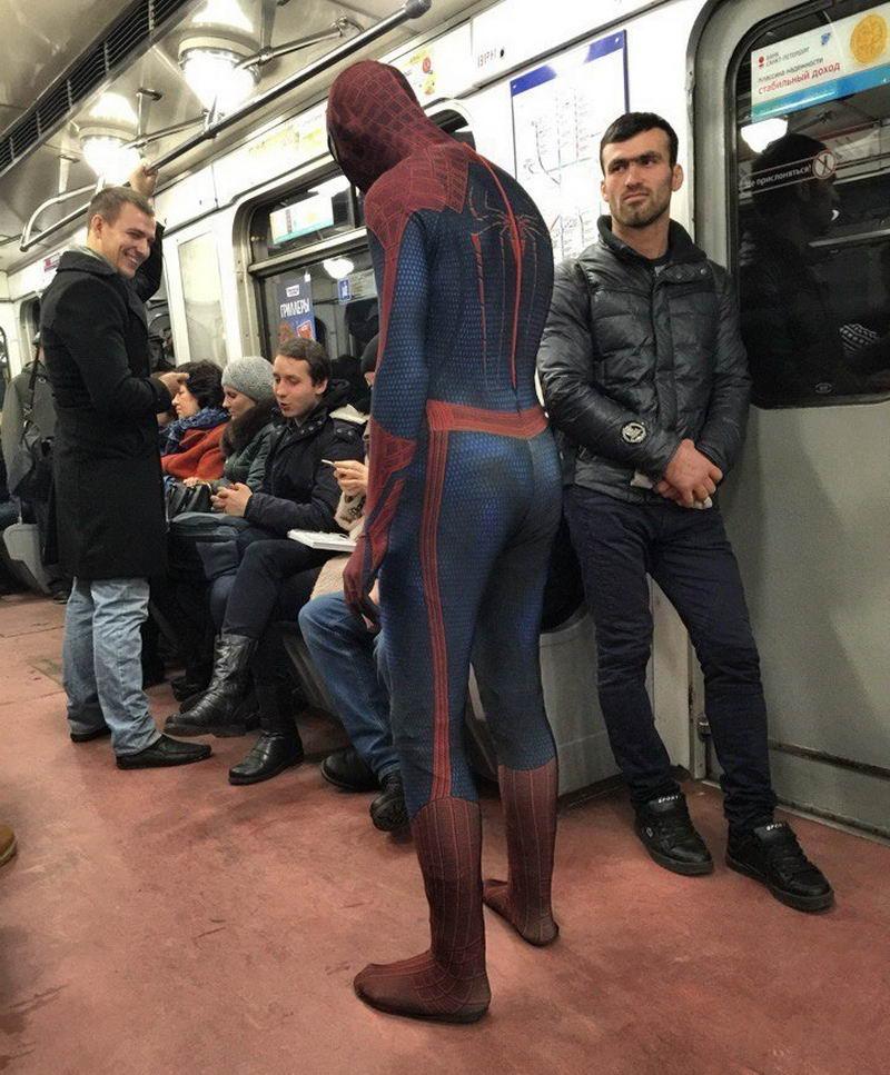 Человек, но паук