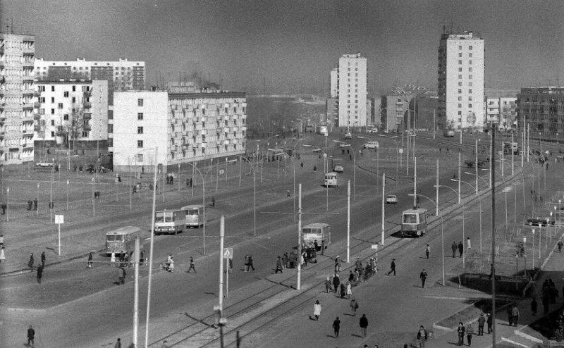 В Набережных Челнах, 1970-е
