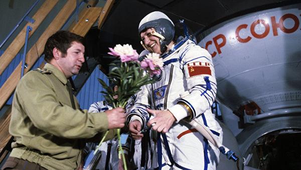 Как маршальская дочка Светлана Савицкая шагнула в открытый космос