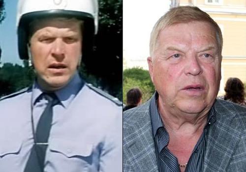 Михаил Кокшенов, 82 года