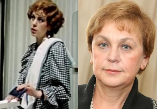 Марина Поляк, 68 лет