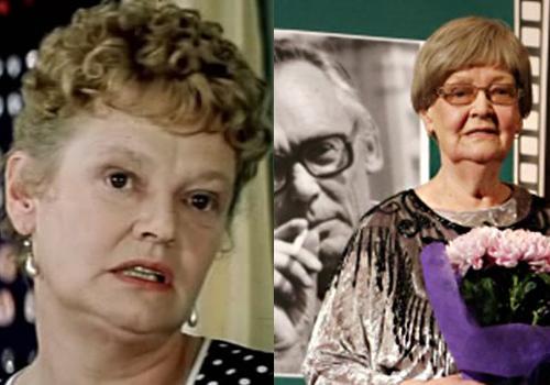 Нина Гребешкова, 88 лет актеры, время, для жизни, опасно, фильм