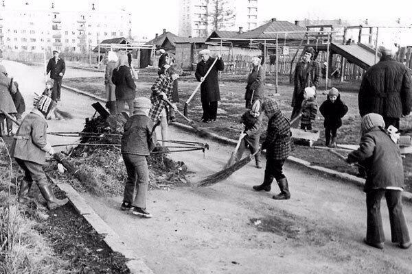 Ушедшая эпоха: подборка фото про СССР