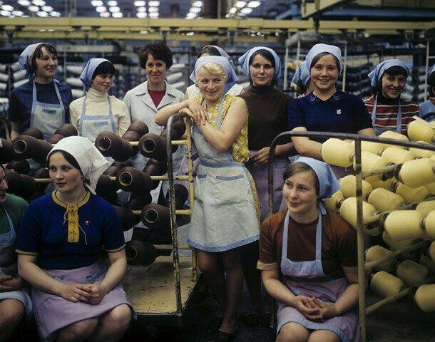 История, близкая сердцу: фото времён СССР