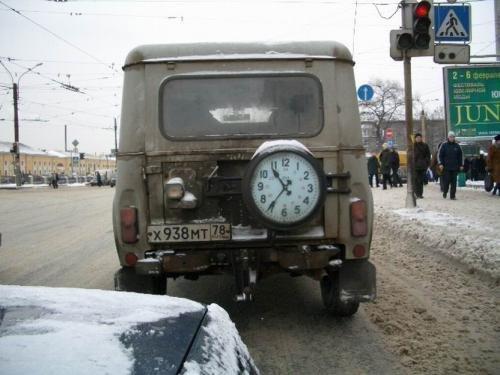 Тачку на прокачку: тюнинг от российских умельцев