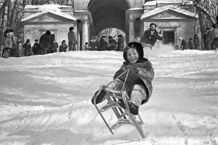 Ностальгия: подборка фото времён СССР