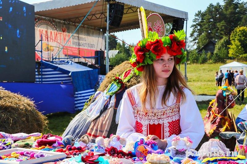 «Калитка»: фестиваль карельского пирога прошел под Тверью