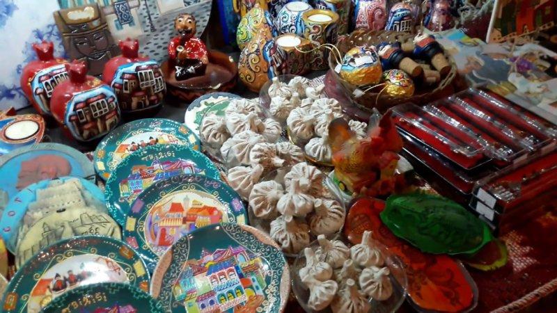 Россия оказалась главным импортером грузинских товаров
