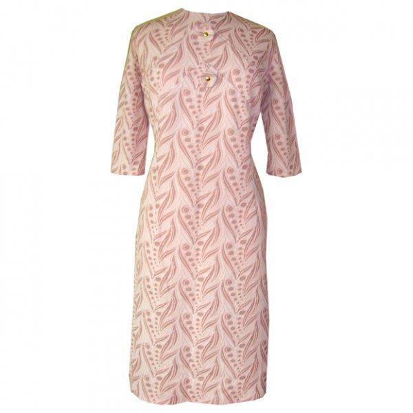 Заветная одежда модницы из 60-х: кримплен