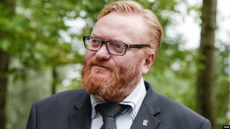 Милонов предложил вернуть статью для тунеядцев