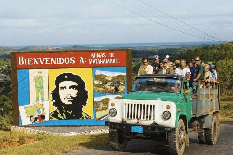 Советские грузовики на Кубе, 1970-е